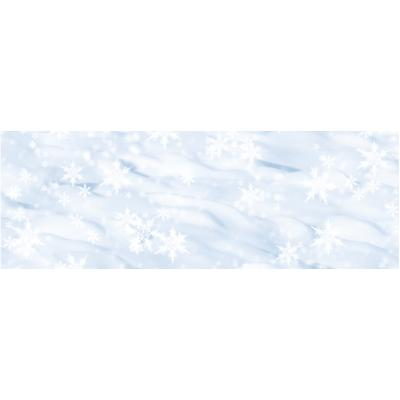 Motiv-Fotokarton Schnee (13), 300 g/m²,  49,5cm x 68cm