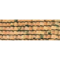 Motiv-Fotokarton Dachziegel (15), 300 g/m²,  49,5cm...