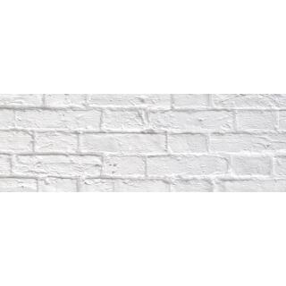 Motiv-Fotokarton Backstein weiß (56), 300 g/m²,  49,5cm x 68cm