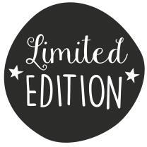 HEYDA  Stempel aus Holz, rund  - Limited Edition  (19)