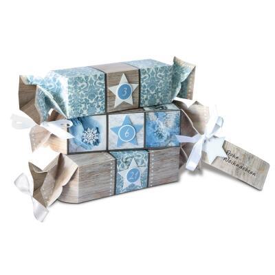 "Ursus Adventskalender - Set Geschenkboxen ""Frozen"""