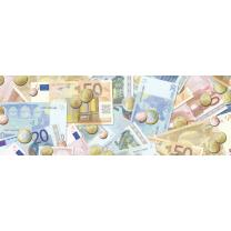 Motiv-Fotokarton Geld (24), 300 g/m²,  ca. 50 cm x...