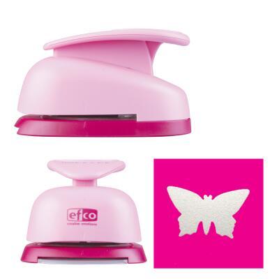 Efco Motivlocher - Stanzer - Schmetterling