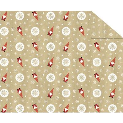Fotokarton Christmas Time (Motiv 01), 300 g/m²,  49,5cm x 68cm