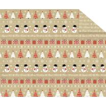 Fotokarton Christmas Time (Motiv 03), 300 g/m²,...