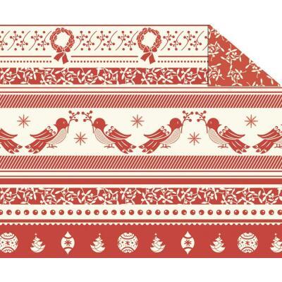 """Fotokarton Weihnachten """"Nostalgie"""" (Motiv 02), 300 g/m²,  49,5cm x 68cm"""