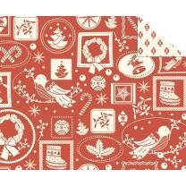 """Fotokarton Weihnachten """"Nostalgie"""" (Motiv 03),..."""