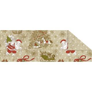 """Fotokarton  """"Vintage Weihnachten"""" (Motiv 01), 300 g/m²,  49,5cm x 68cm"""