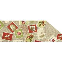 """Fotokarton  """"Vintage Weihnachten"""" (Motiv 02),..."""