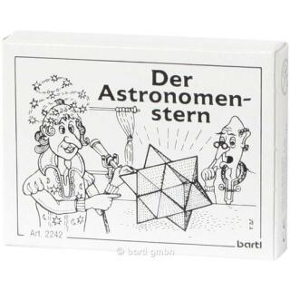 Mini-Puzzle - Der Astronomen-Stern