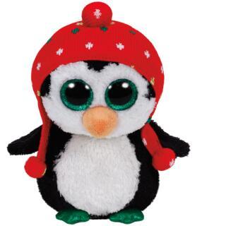 Ty Beanie Boos  Pinguin Freeze Weihnachten  X-Mas 24  cm