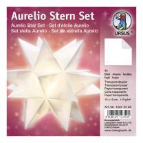 Ursus Aurelio Stern Set Faltblätter...