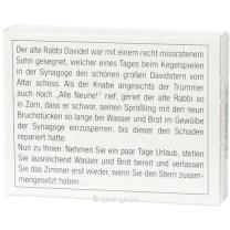 Mini-Puzzle - Der David-Stern
