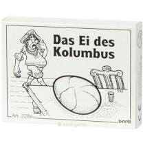 Mini-Puzzle - Das Ei des Kolumbus