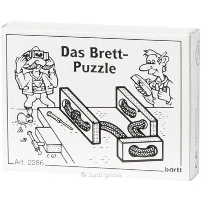 Mini-Puzzle - Das Brett-Puzzle