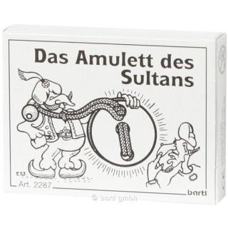 Mini-Puzzle - Das Amulett des Sultans