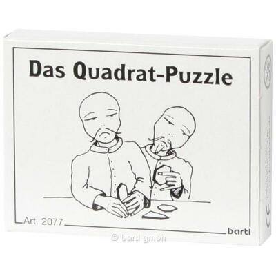Mini-Puzzle - Das Quadrat-Puzzle