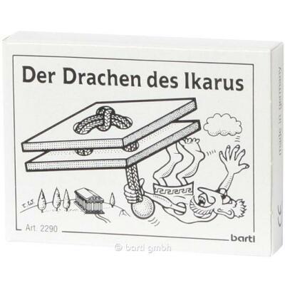 Mini-Puzzle - Der Drachen des Ikarus