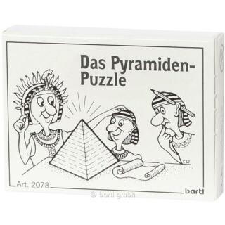 Mini-Puzzle - Das Pyramiden-Puzzle