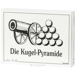Mini-Puzzle - Die Kugel-Pyramide
