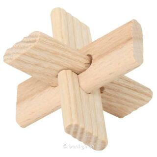 Mini-Puzzle - Das rätselhafte Kreuz