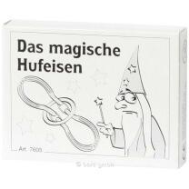Mini-Puzzle - Das magische Hufeisen