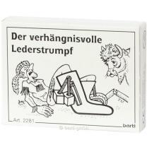 Mini-Puzzle - Der verhängnisvolle Lederstrumpf