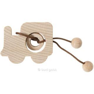 Mini-Puzzle - Das Lok-Puzzle