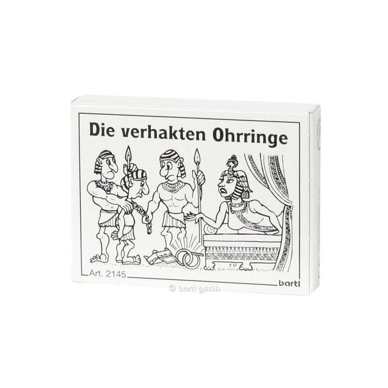 Mini 89 Verhakten Ohrringe1 € Die Puzzle tsdrQh