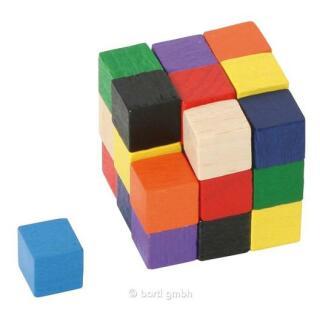 Mini-Puzzle - Mini-Farben-Sudoku