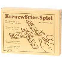 Mini-Spiel - Kreuzwörter-Spiel