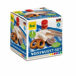 Erzi 28158 Sortierung Weißwurst Set - Kaufladenzubehör
