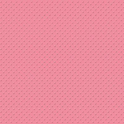 Efco My Colors Cardstock Mini Dots 12 x 12  30,6 x 30,6 cm (730) 216g/m²  rosa /Pink Carnation