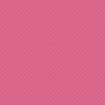 """Efco My Colors Cardstock Mini Dots 12 x 12""""  30,6 x 30,6 cm (734) 216g/m²  pink /French Rose"""