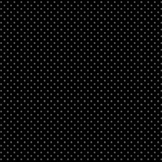 "Efco My Colors Cardstock Mini Dots 12 x 12""  30,6 x 30,6 cm (789) 216g/m² schwarz / Black Eye"