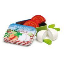 Erzi 17045 - Mozzarella und Tomate in der Dose