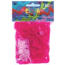 Rainbow Loom® Rose Jelly