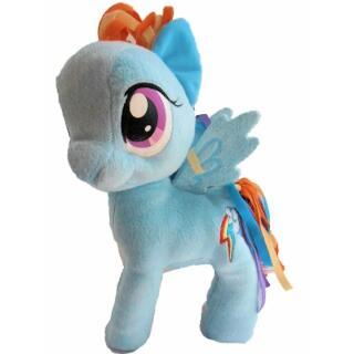 My Little Pony Plüsch Rainbow Dash, ca. 27 cm groß