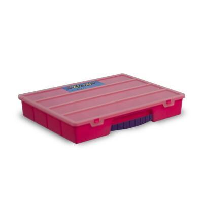 Rainbow Loom® - Sortierbox pink Organizer