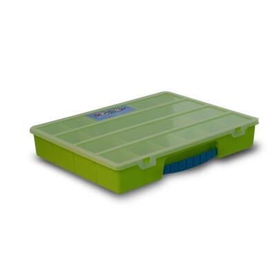 Rainbow Loom® - Sortierbox grün Organizer