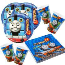 52-teiliges Party-Set Thomas und seine Freunde - Teller...