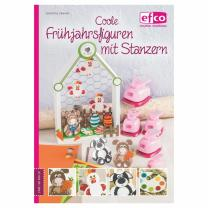 Buch - Coole Frühjahrsfiguren mit Stanzern