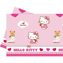 Hello Kitty Hearts Tischdecke 120 x 180 cm
