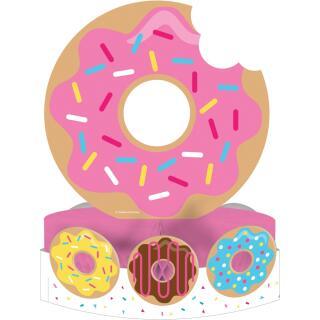 Donut Party - Centerpiece - Tischdekoration  22,8 x 30,4 cm