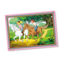 Bibi und Tina  Party - Platzsets, 6 Stück 38 x 27 cm