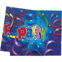 Party Streamers  - Tischdecke 120 x 180 cm