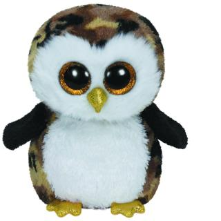 Ty 36121 Beanie Boos - Eule - Owliver 15 cm