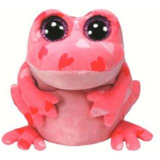 Ty Beanie Boos Frosch - Smitten pink 15 cm Valentin