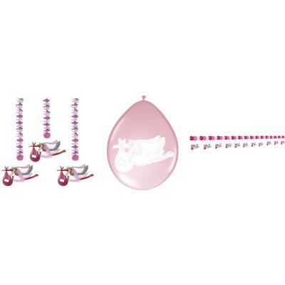 Baby - Set rosa