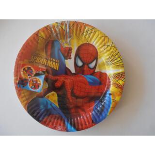 Spider-Men Sense Teller, 8 Stück